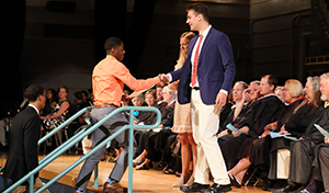 Convocation Opens 2017-18 School Year