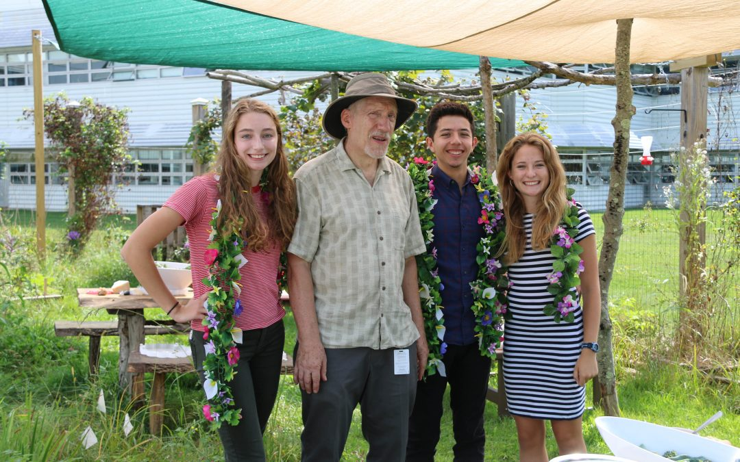 Mr. Delman Takes on Role as Sustainability Coordinator