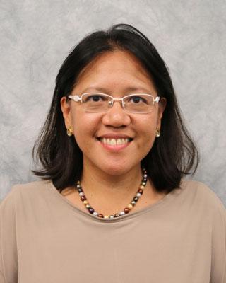 Ms. Enriquez: English