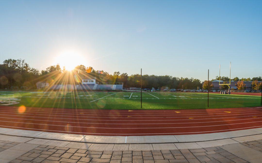 Athletes Enjoy Improved Athletic Facilities
