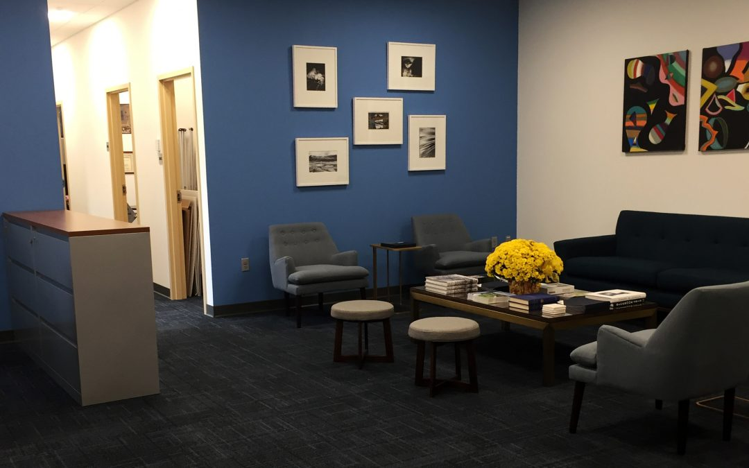 Administration Returns to Renovated Offices