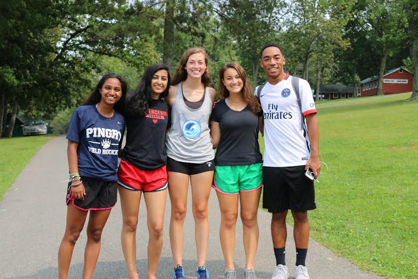 Class of 2018 Kicks Off Senior Year at Poconos Retreat