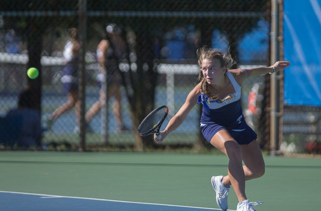 Girls' Tennis Mid-Season 2017 Update