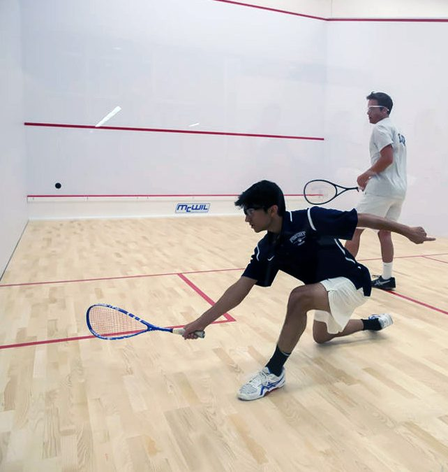 Boys' Squash Post-Season Update 2017/18
