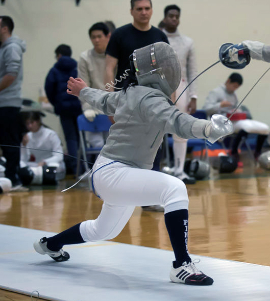 Girls' Fencing Post-Season Update 2017/18