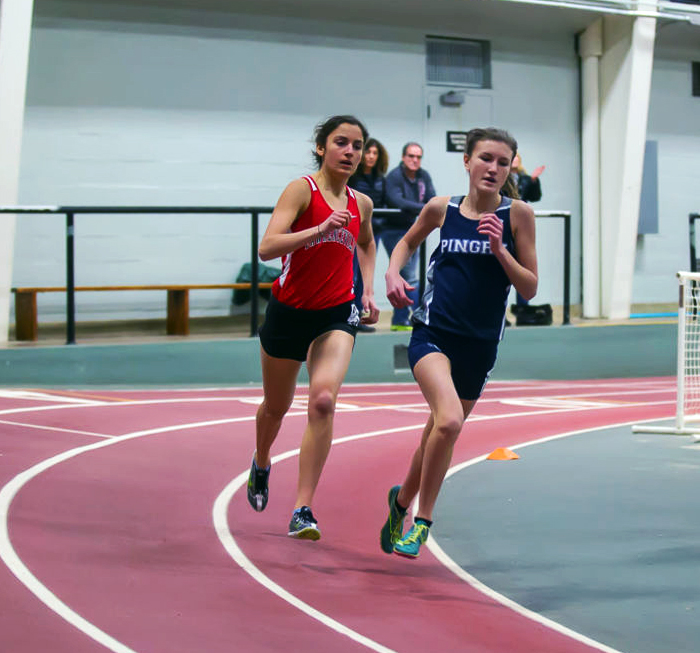 Girls' Winter Track Post-Season Update 2017/18