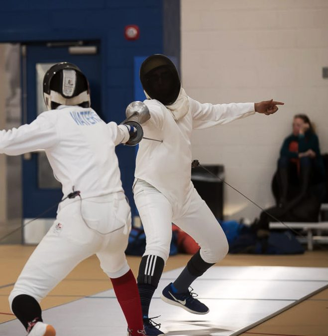 Boys' Fencing Post-Season Update 2017/18