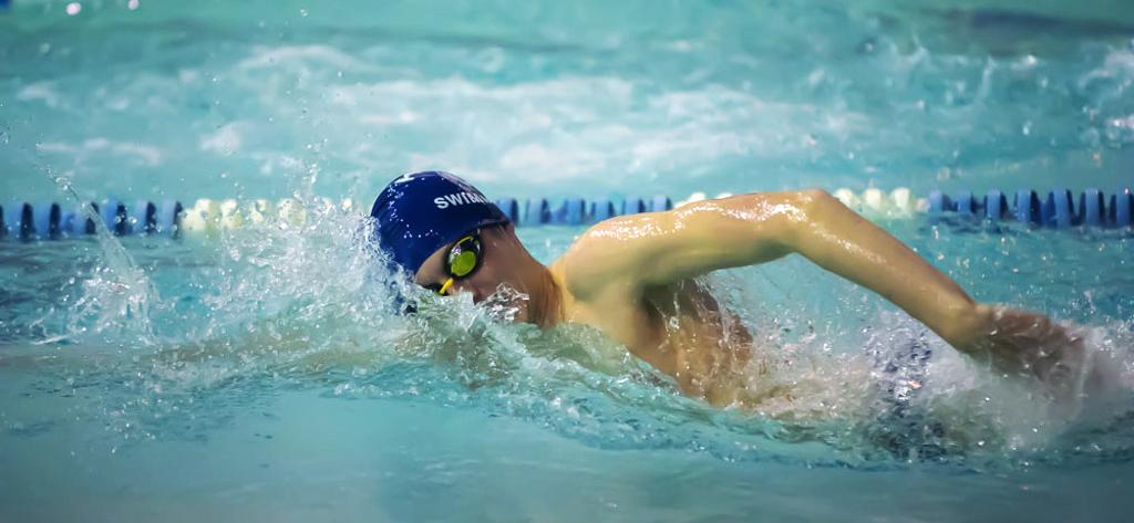 Boys' Swimming Post-Season Update 2017/18