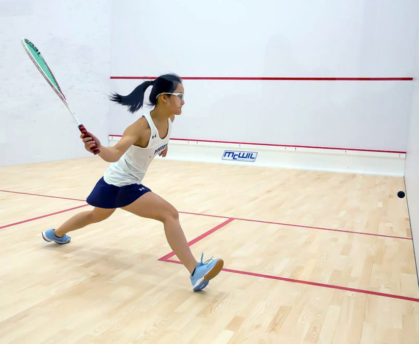 Girls' Squash Post-Season Update 2017/18