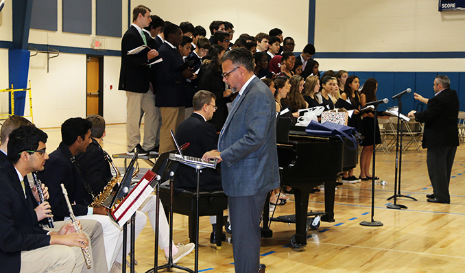 Pingry Music Joins Together at Ensembles Concert