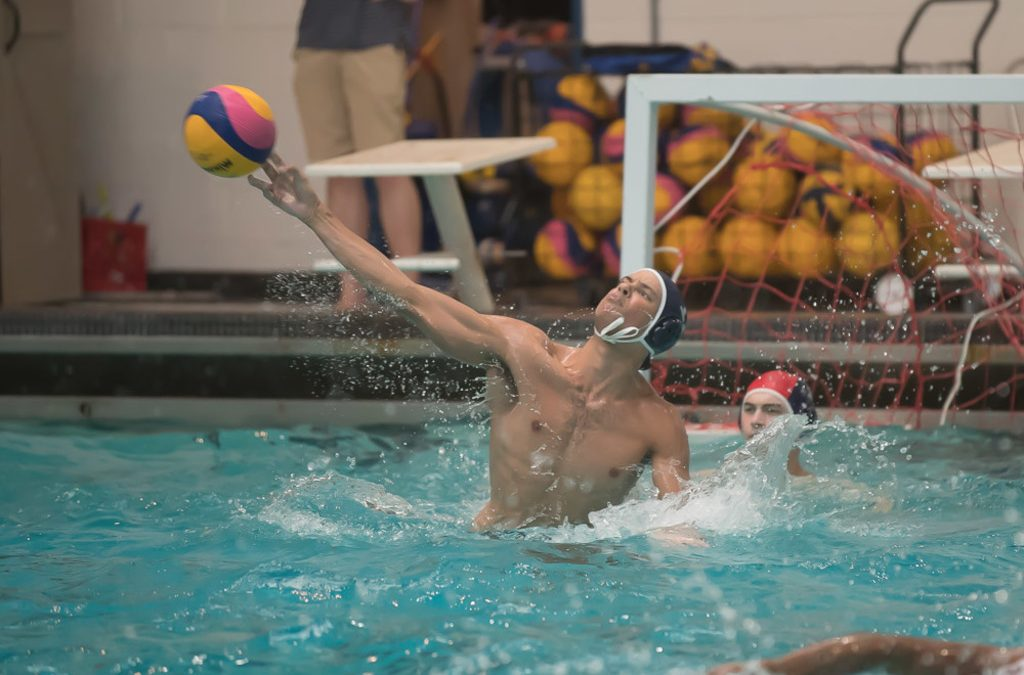 Water Polo Mid-Season 2017 Update