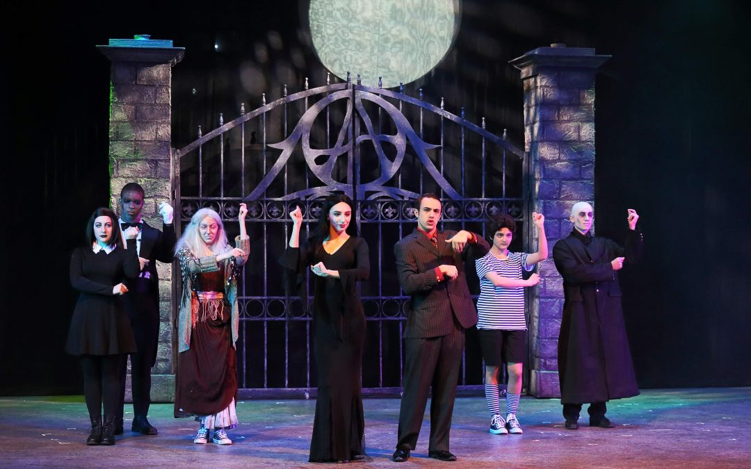 The Addams Family Stuns Sold-Out Audiences