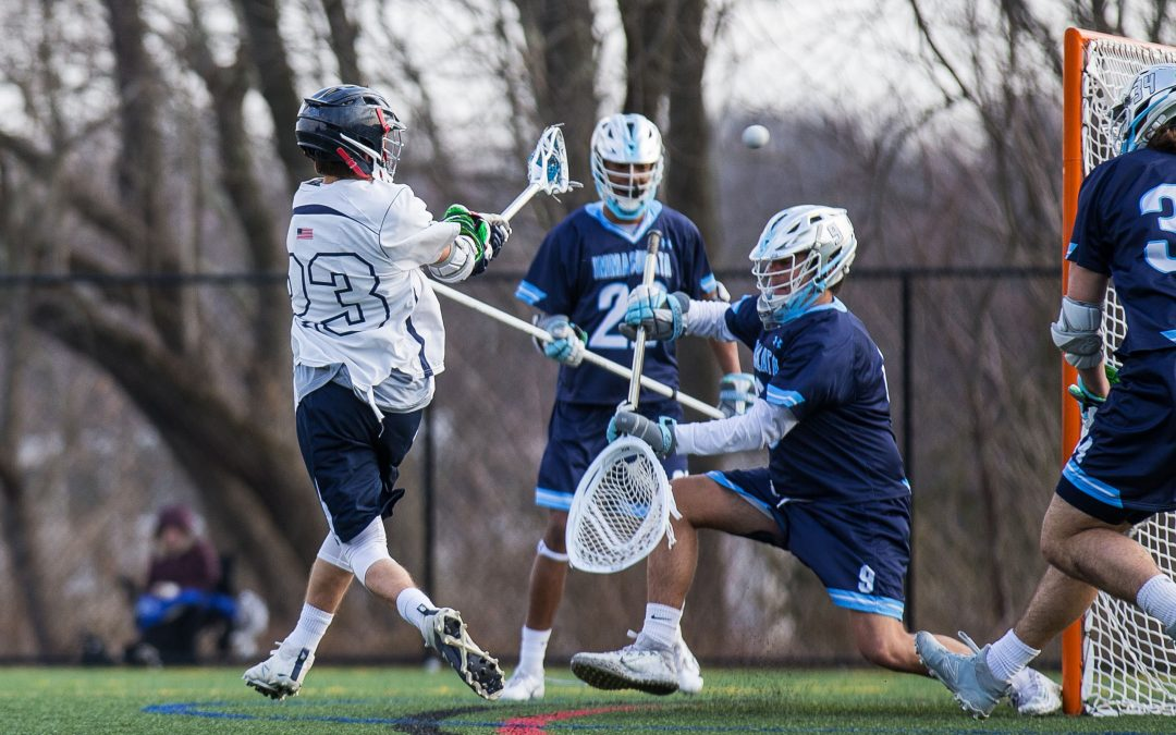 Boys' Lacrosse Mid-Season Update 2018