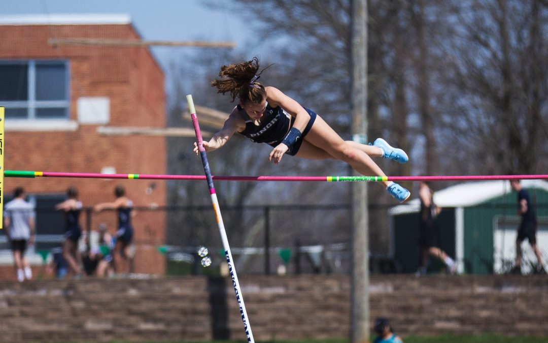 Girls' Track And Field Mid-Season Update 2018