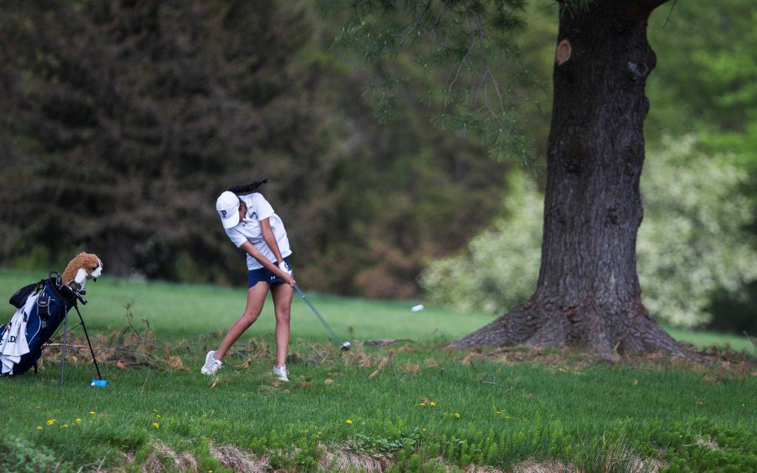 Girls' Golf Mid-Season Update 2018