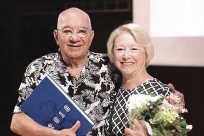 Beloved Spanish Teacher and Can Drive Organizer Señor Nazario Retires