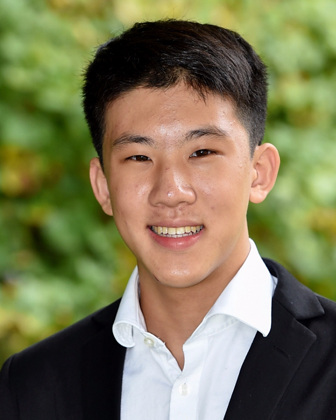 Justin Li '21