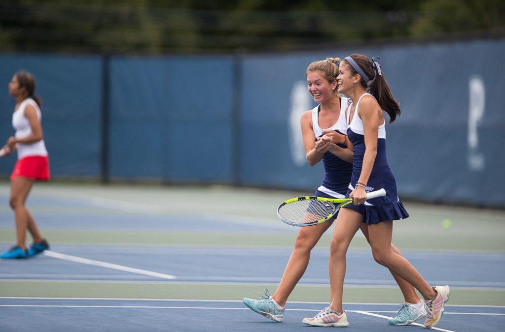 Girls' Tennis Mid-Season Update 2018