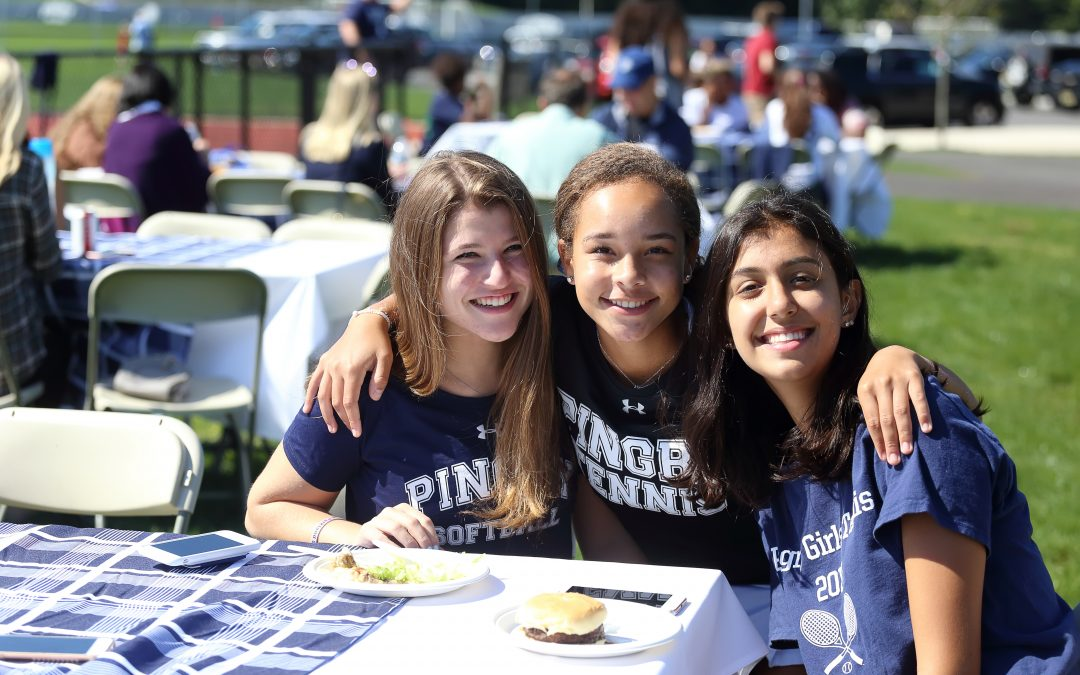 Pingry Pride at Homecoming and Back to Pingry Reaches New Heights