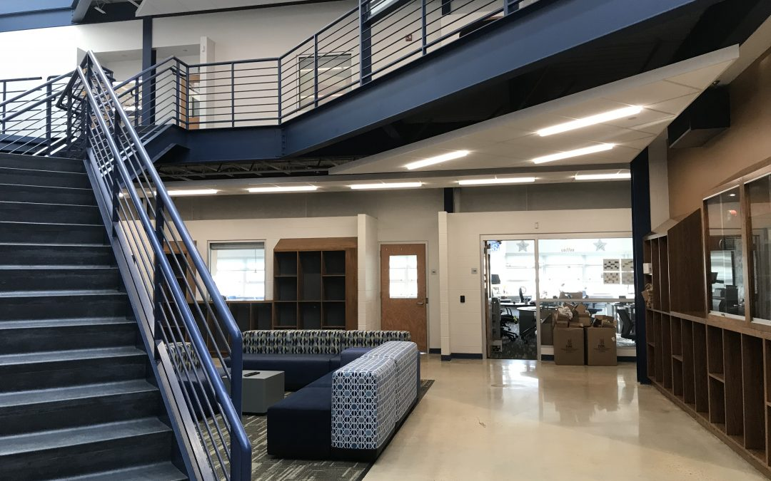 Physics Wing Revamped This Fall