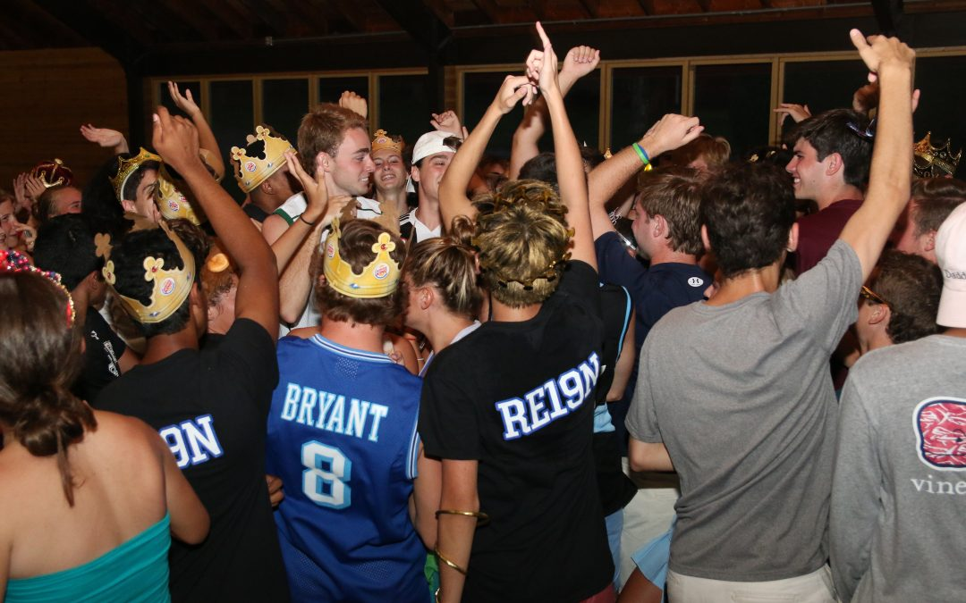 Class of 2019 Brings in the New School Year With the Senior Retreat