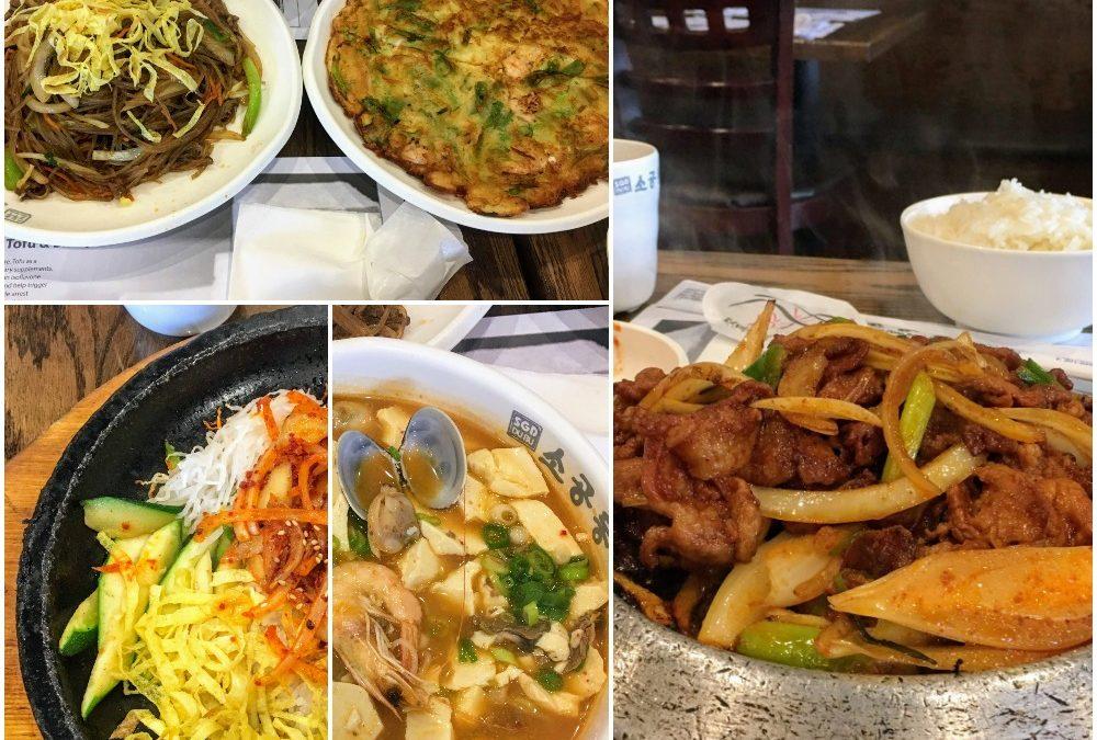 Kimchi, Bibimbap, and Soondubu – Oh My!