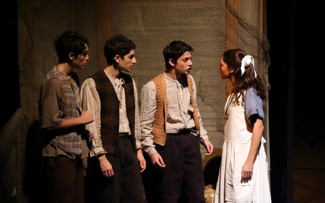 Peter and the Starcatcher Brings the Magic to Pingry