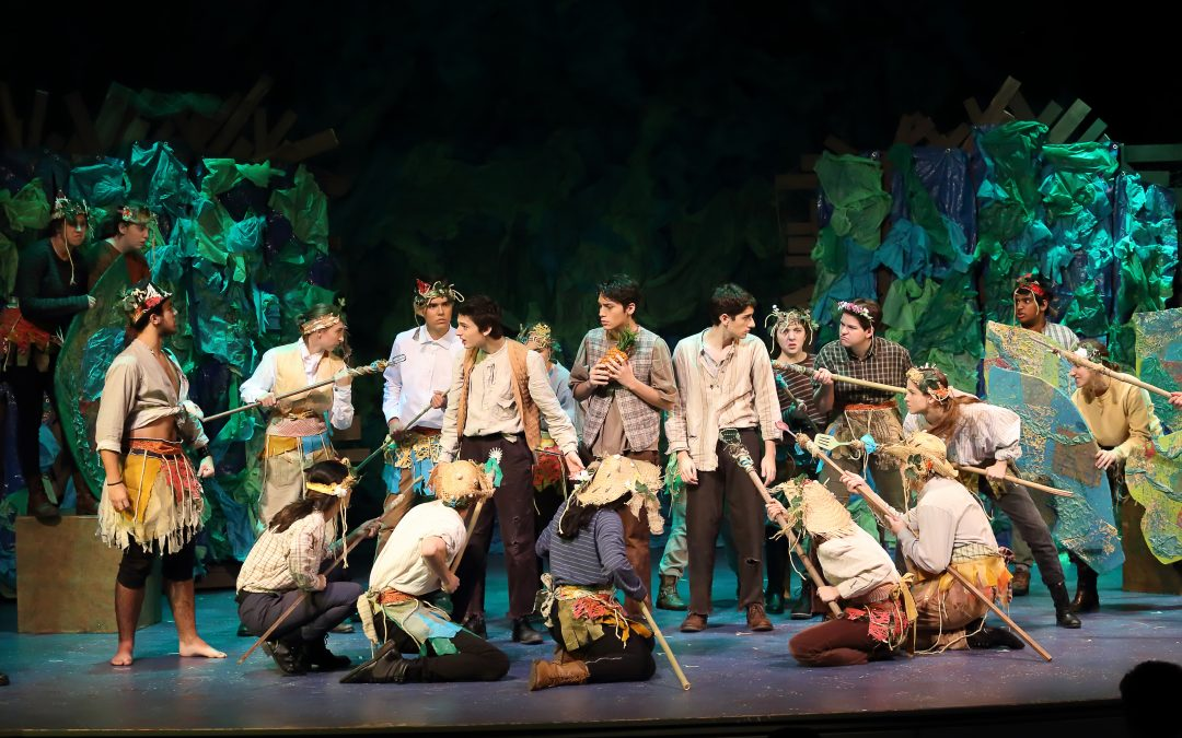 Students Shine in Peter Pan Prequel