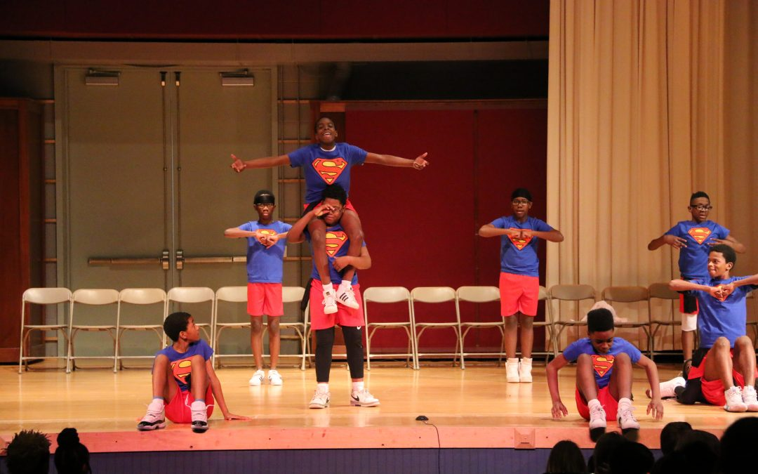 Black History Month Assembly Focuses on Community
