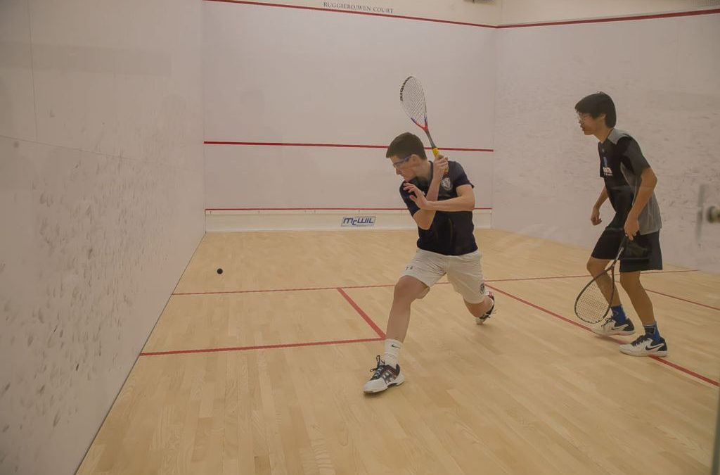 Boys' Squash Post-Season Update 2019