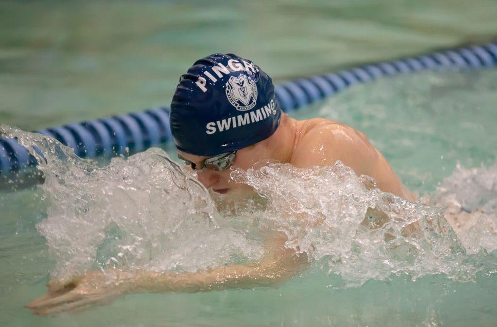 Boys' Swimming Post-Season Update 2019
