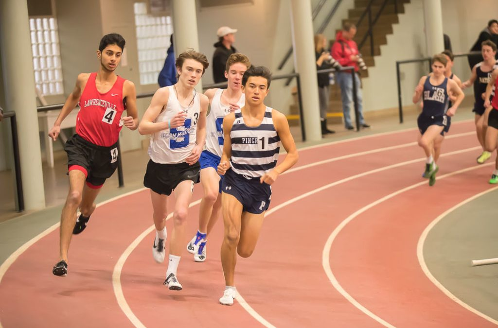 Boys' Winter Track Post-Season Update 2019