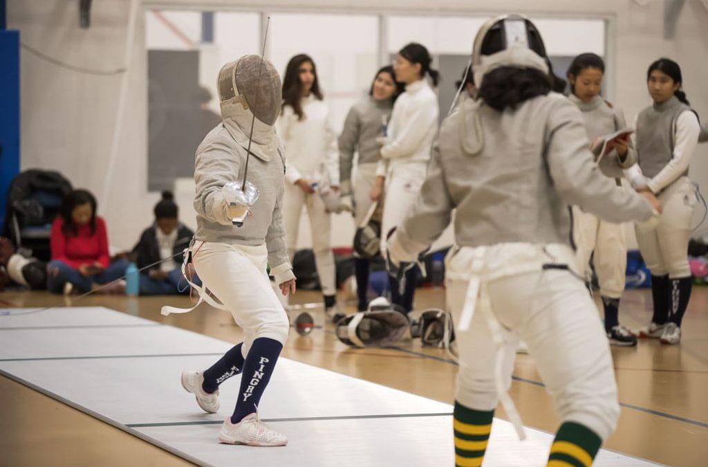 Girls' Fencing Post-Season Update 2019