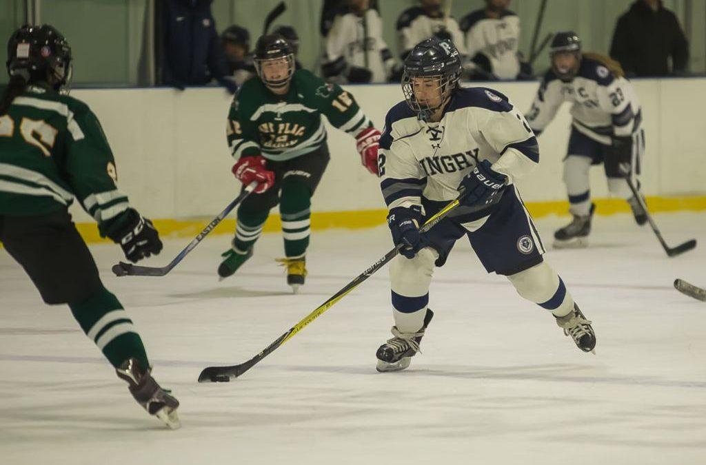 Girls' Ice Hockey Post-Season Update 2019