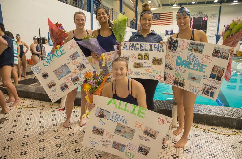 Girls' Swimming Post-Season Update 2019