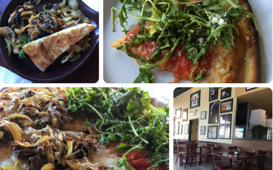 Baked to Perfection: Livingston's Anthony's Coal Fired Pizza