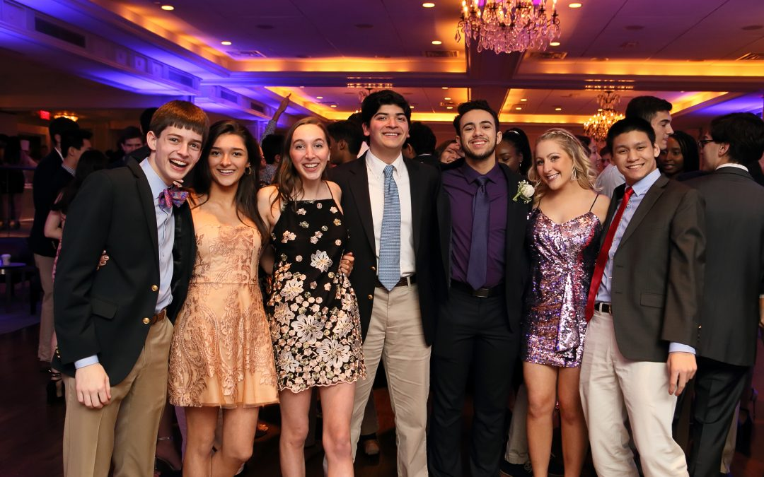 Students Dance the Night Away at Snowball