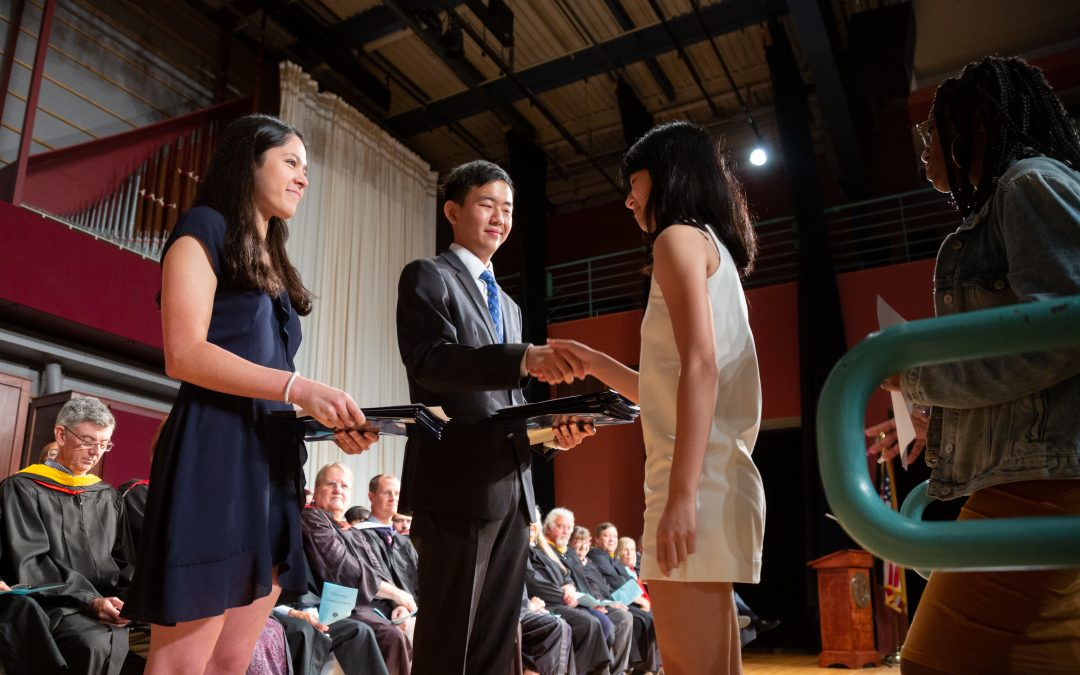 Convocation Focuses on Slowing Down