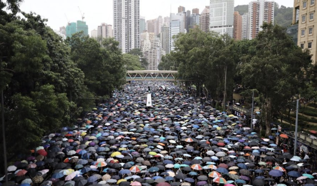 Wong on Hong Kong: A Battle for Freedom