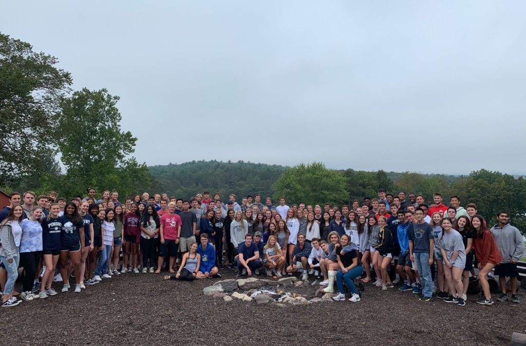 Seniors Relax in Pocono Retreat