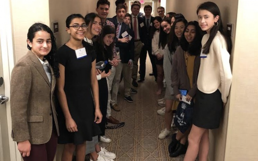 Model Congress Attends Harvard Conference