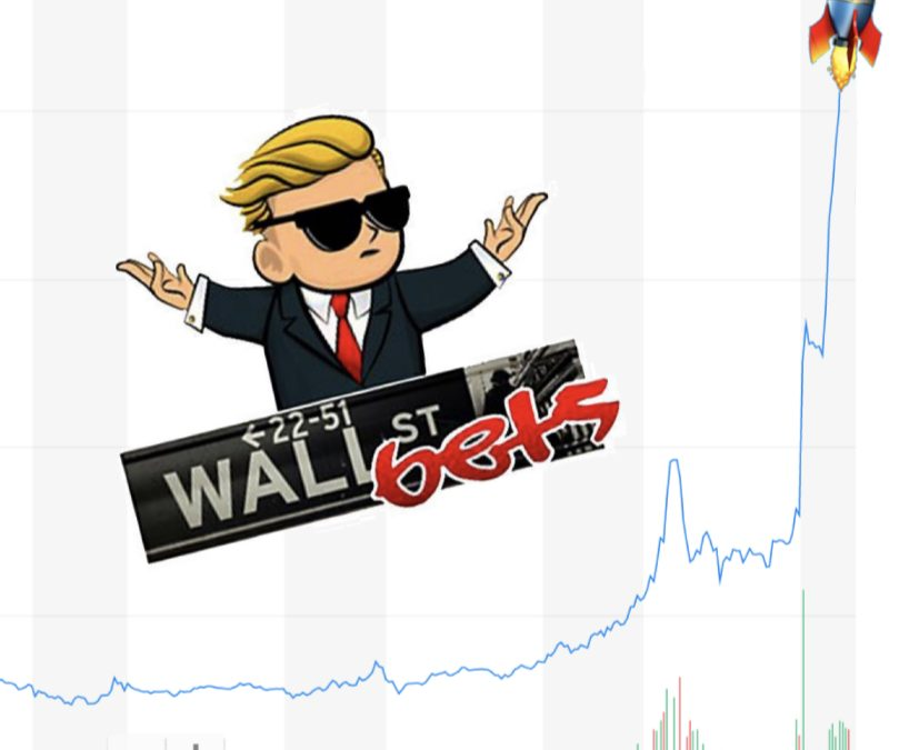 """""""GME To the Moon"""": How Redditors Upstaged Wall Street"""
