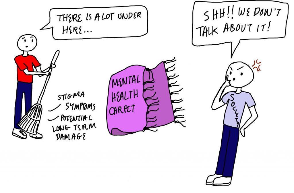 The Mental Health Stigma